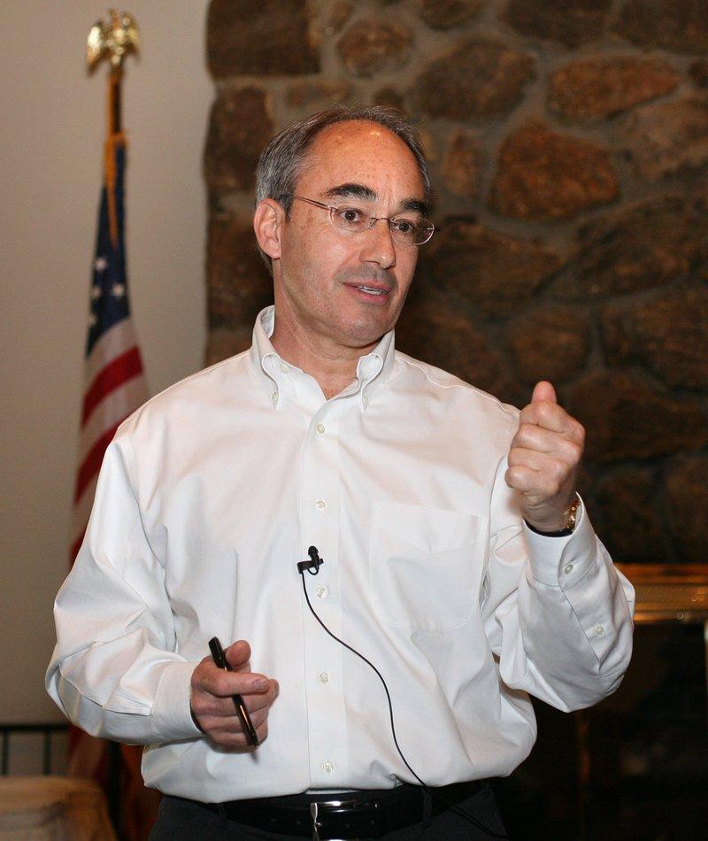 State Treasurer Bruce Poliquin