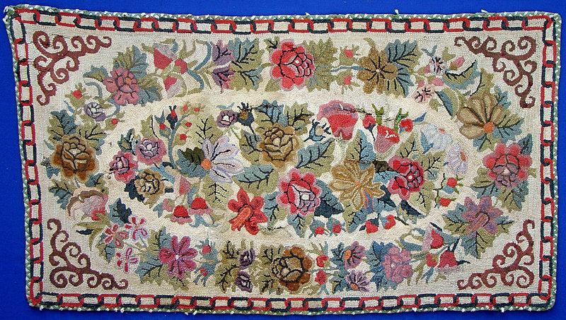 Edward Sands Frost's rug No. 6