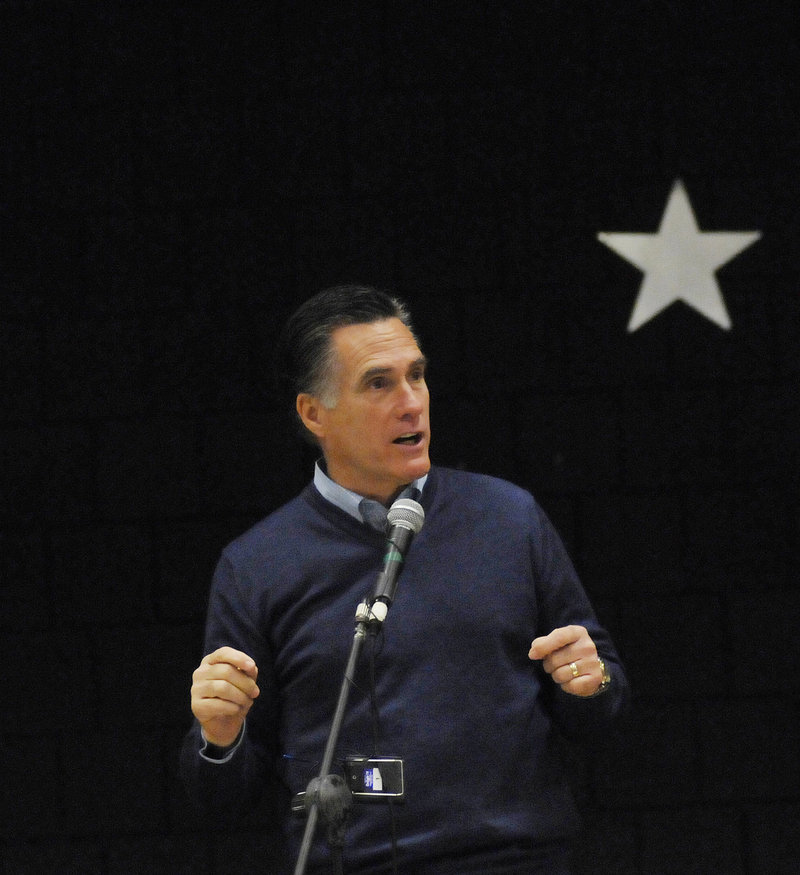 Mitt Romney is expected to spend much of this week courting donors, with a few campaign events scheduled.