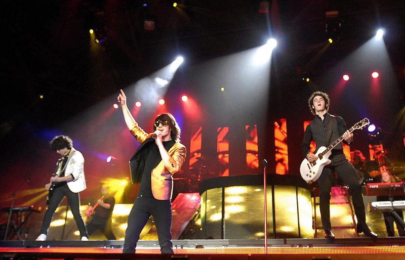 Jonas Brothers, 2008