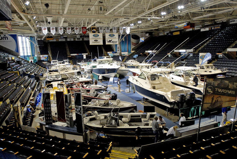 Maine Boat Show, 2010