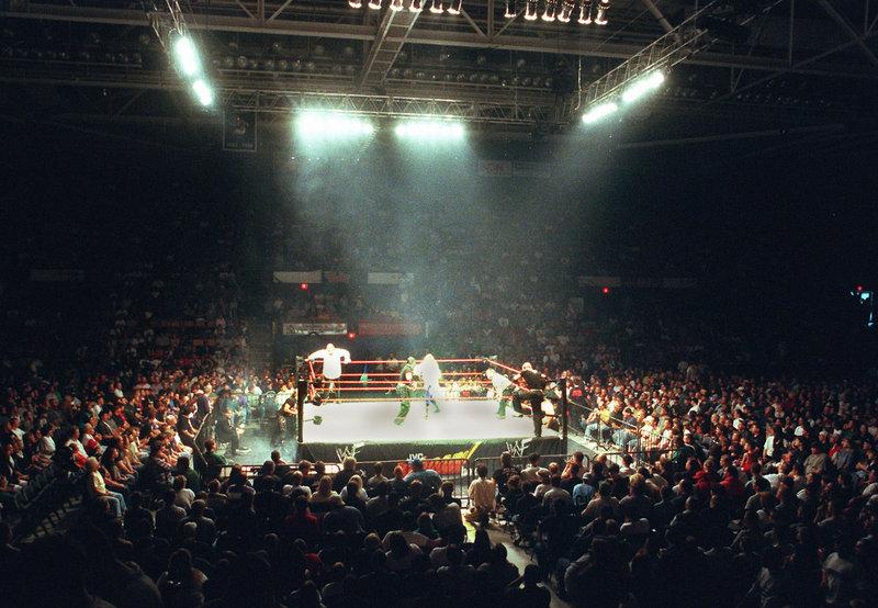 WWF, 1999
