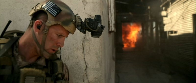 """The action sequences in """"Act of Valor,"""" directed by Mike """"Mouse"""" McCoy and Scott Waugh, are intense and realistic."""