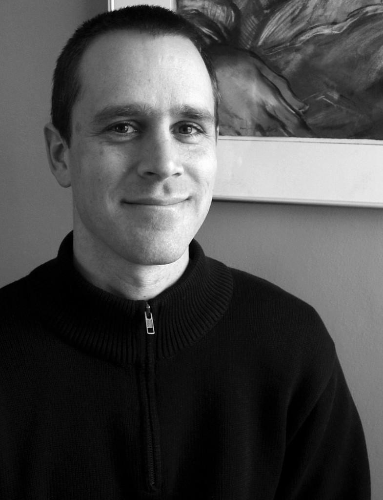 Eben Miller, author of