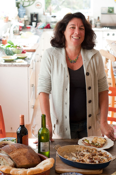"""Food writer Kathy Gunst says that maple syrup has become """"a prized ingredient"""" for her in savory dishes."""