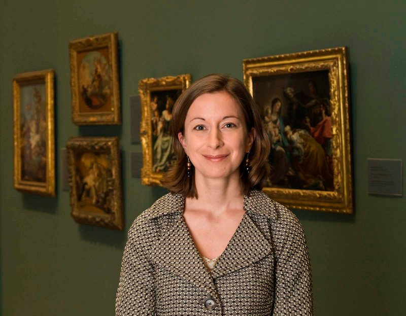 """""""I never envisioned I would be doing this with my life,"""" said Victoria Reed, curator for provenance at the Museum of Fine Arts in Boston, who will speak in Maine today."""