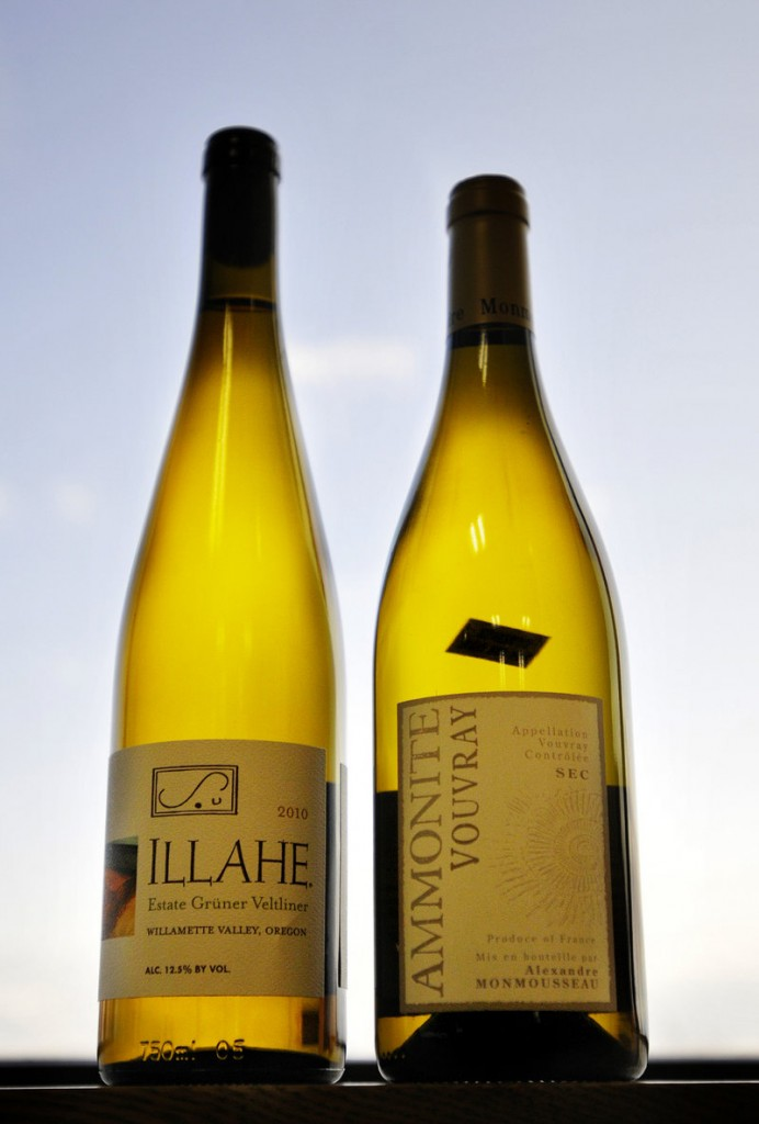 Ned Swain of Devenish Wines has selected a couple of modestly priced whites to accompany a campaign fundraising dinner for President Obama in Portland.