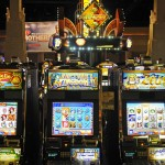 Legislators have given all but final approval to a new law that would let social clubs and veterans' groups install up to five slot machines per club for fundraising purposes.