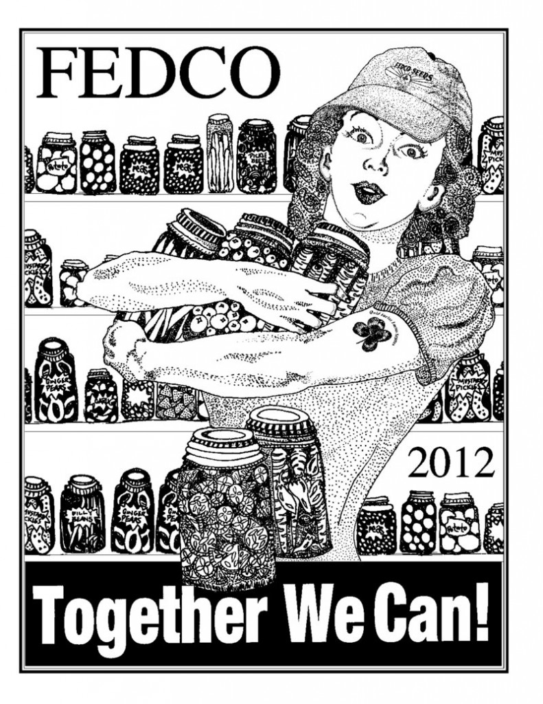 FEDCO SEEDS; fedcoseeds.com; 873-7333; In business since 1978; Sells a wide variety of vegetable, herb and flower seeds, along with fruit and nut trees and berries bushes. Roughly 30 percent of its seeds are certified organic. The company is run as a cooperative. It doesn't sell genetically engineered seeds or seeds treated with fungicides.