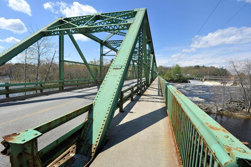 Bar Mills Bridge over Saco River: Estimated cost of replacement: $7.8 million