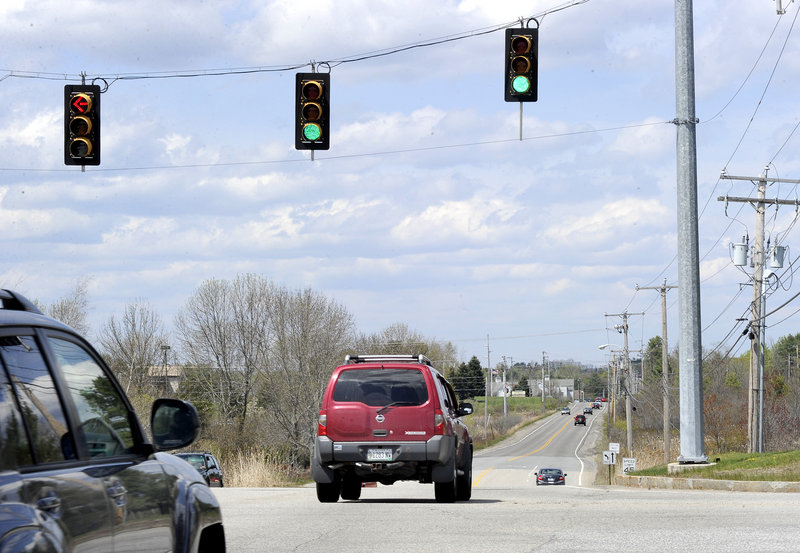 Cummings Road in South Portland: Estimated cost of reconstruction: $1.7 million
