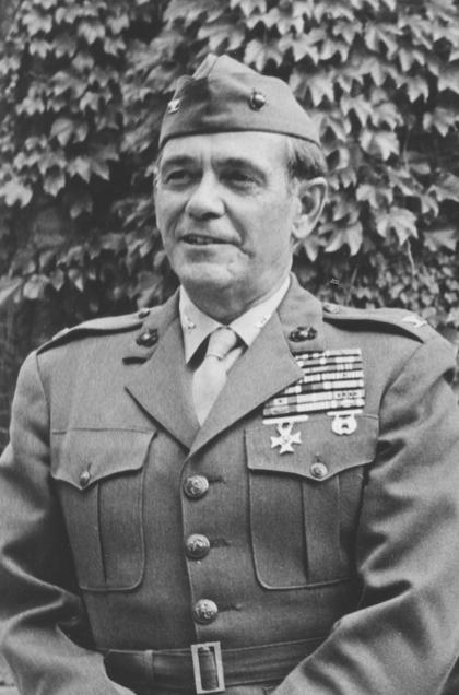 Col. Paul D. LaFond