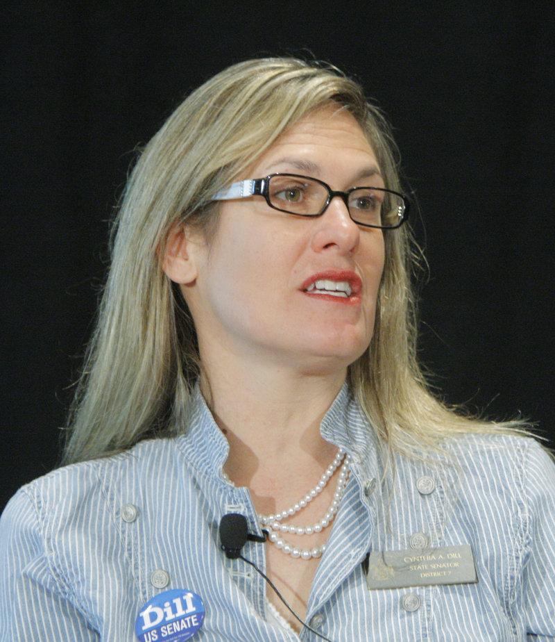 State Sen. Cynthia Dill