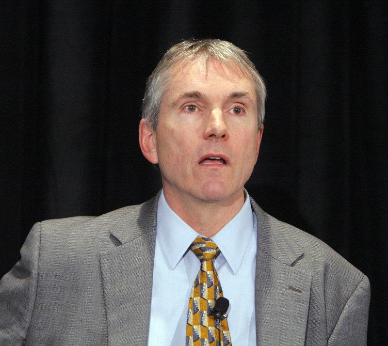 State Rep. Jon Hinck (Portland)