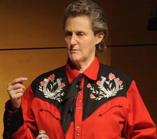 """""""Half of the Silicon Valley executives have some degree of autism,"""" says Temple Grandin."""