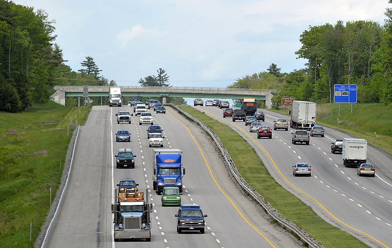 A proposed toll increase is needed to pay for the $135 million widening of the Maine Turnpike, completed eight years ago.