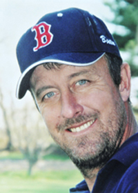 A family photo of Roger Downs Jr., 46, of Portland died on May 7, 2010, two days after an encounter with Ernest Weidul.