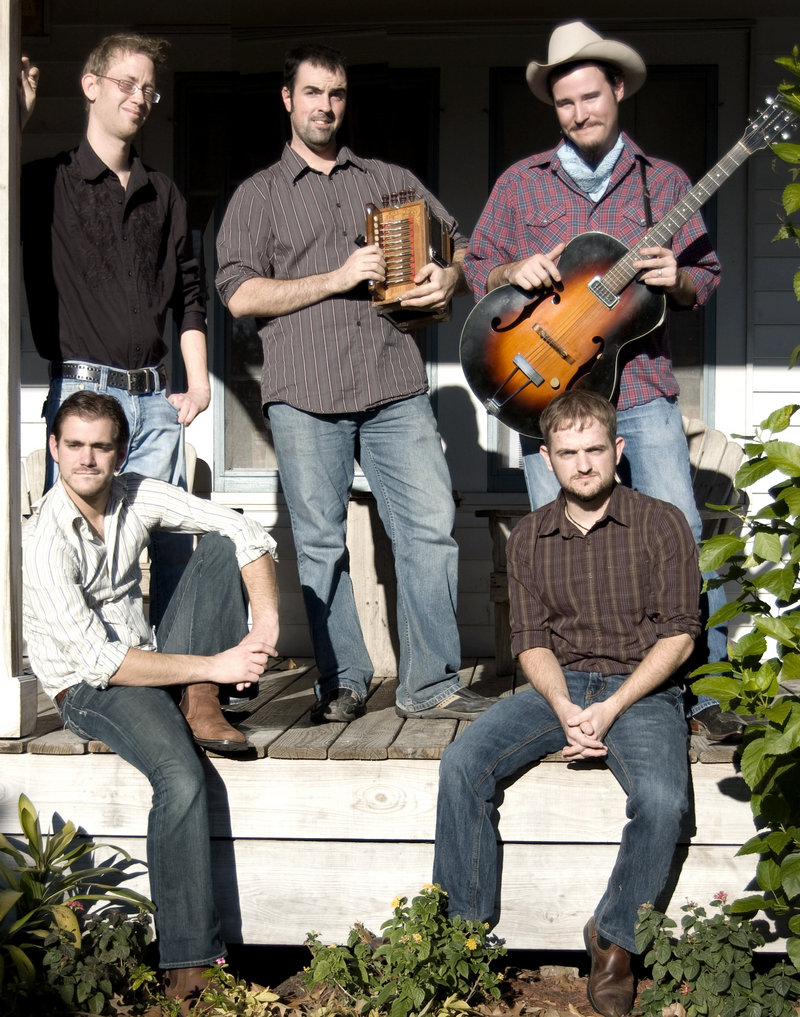 The Pine Leaf Boys are scheduled to appear at Stone Mountain Arts Center in Brownfield on Saturday.