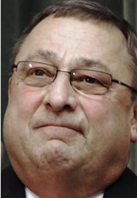Maine Gov. Paul LePage