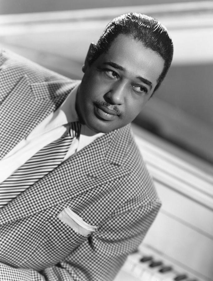 """""""An Evening with Duke Ellington,"""" a slide show with recorded music about the 20th-century band leader and composer, will be presented Saturday and July 15 at the St. Lawrence Arts Center in Portland."""