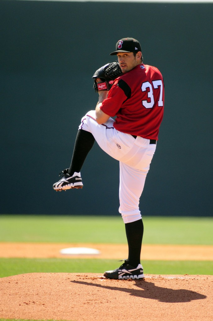 Mark Rogers, the right-hander from Orrs Island, has overcome a variety of setbacks since being selected by Milwaukee in the first round of the 2004 draft.