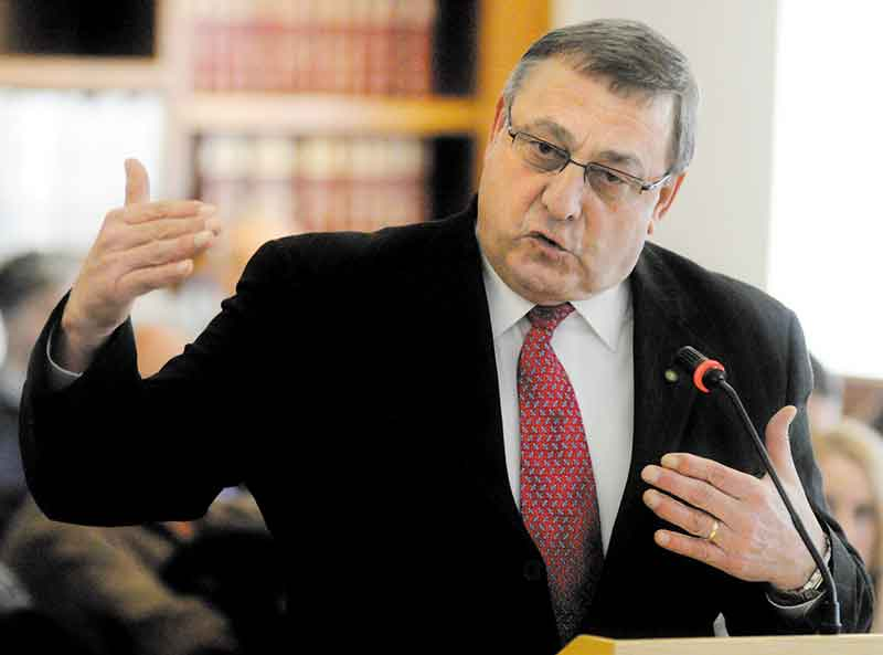 How can Gov. Paul LePage justify cutting 27,000 Mainers off their health insurance knowing that will almost certainly result in some of them dying?