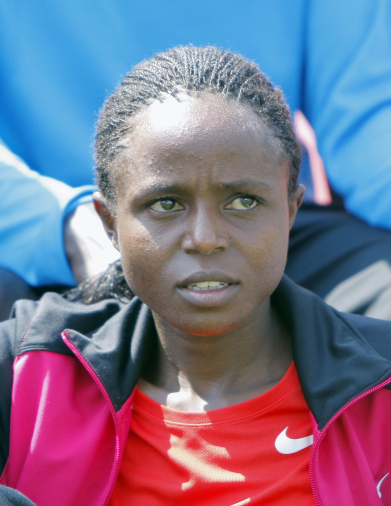 Margaret Wangari-Muriuki