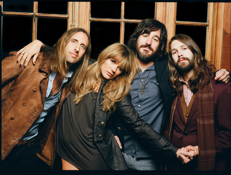 Grace Potter and The Nocturnals perform two shows this week – Wednesday and Thursday – at the State Theatre in Portland.