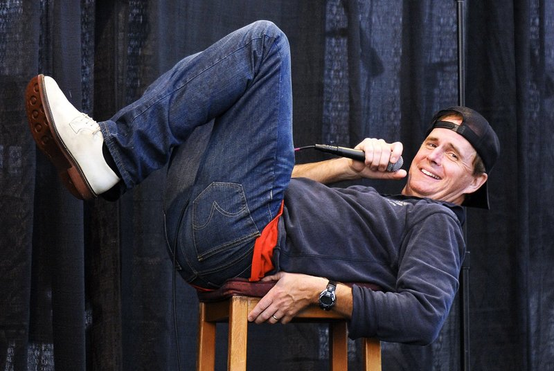 Bob Marley will get laughs at Jonathan's in Ogunquit on Aug. 16.