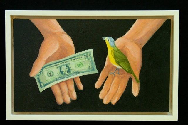 """Love or Money"" by Janice Kasper"