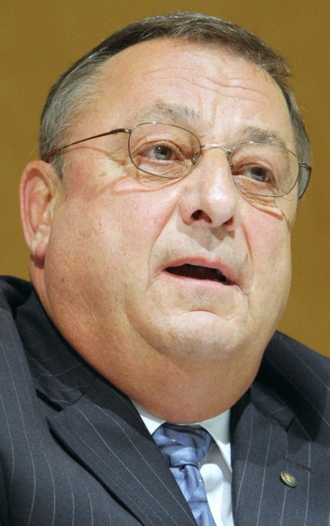 """Gov. LePage sees the Legislature as solely """"a rubber stamp for the executive,"""" a reader says."""
