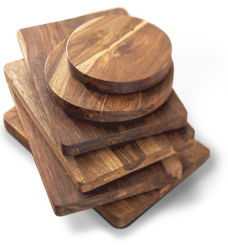 Architec wood boards come in a variety of sizes and range in price accordingly.