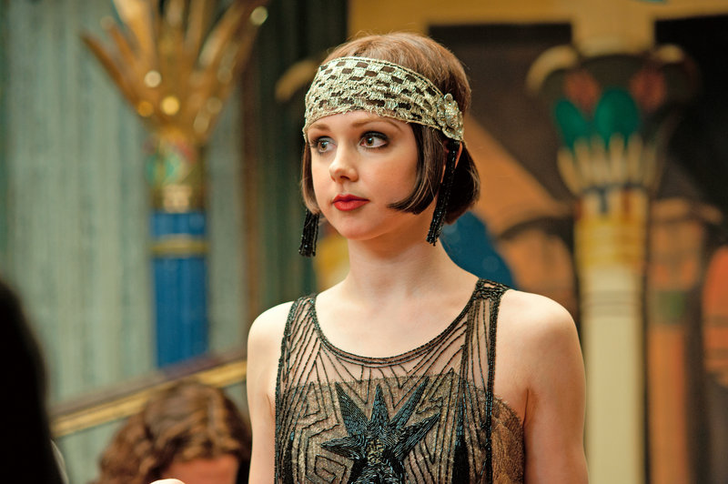 """Meg Chambers Steedle portrays Billie Kent in a scene from the third season of the HBO drama """"Boardwalk Empire."""""""