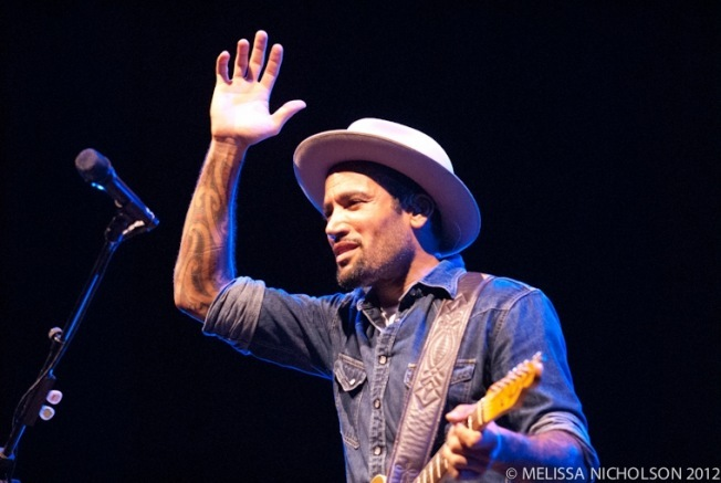 Ben Harper, a singer-songwriter and multi-instrumentalist, will play an acoustic show at the State Theatre in Portland on Saturday.