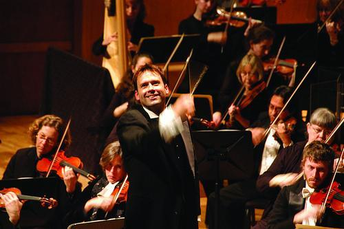 """Robert Moody will conduct the Portland Symphony Orchestra in """"Fanfare for a New Season"""" on Oct. 7 and 9."""