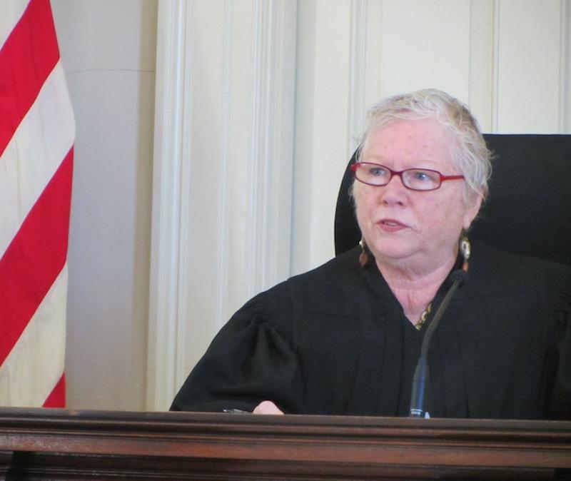 Justice Joyce Wheeler