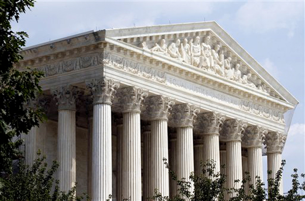 The U.S. Supreme Court will hear a case Wednesday that could change Maine colleges' admissions decisions.