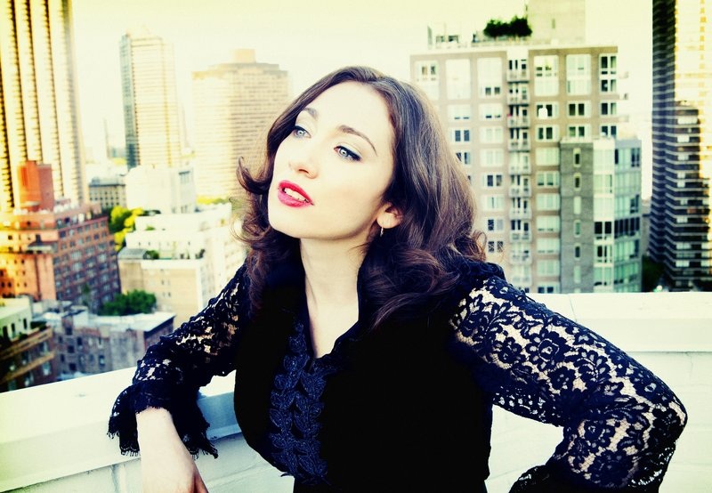 """In May, Regina Spektor released """"What We Saw From the Cheap Seats,"""" which entered the Billboard charts at No. 3."""