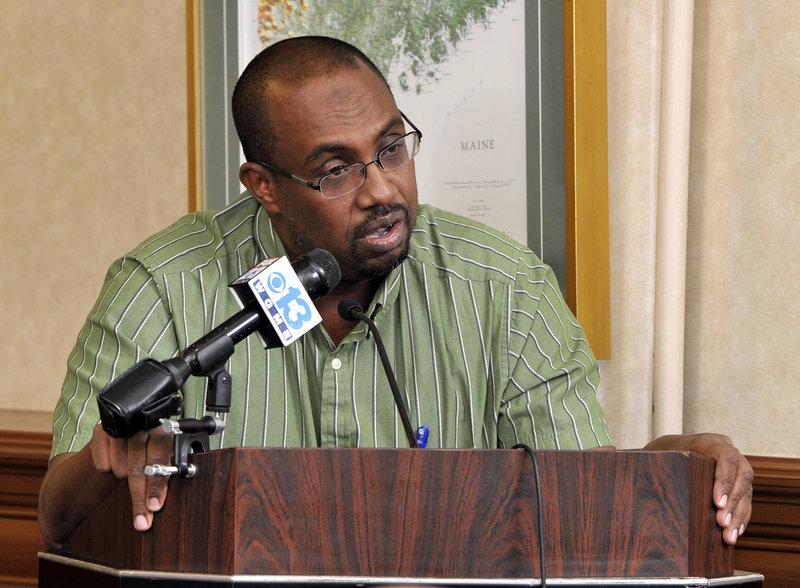 Mohamed Abdillahi, Somali immigrant and community organizer