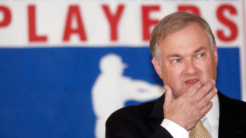 Donald Fehr, NHLPA executive director