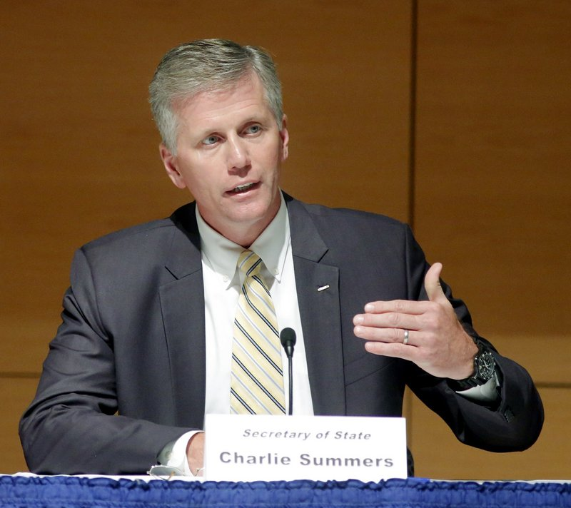 """A Navy veteran of the Iraq war, Republican U.S. Senate candidate Charlie Summers has put """"his life on the line for our nation"""" and will not hesitate to speak up for what he believes in, a reader says."""