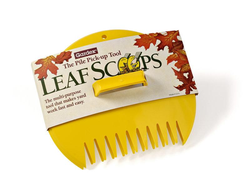 Leaf Scoops by Gardex ($7.49)