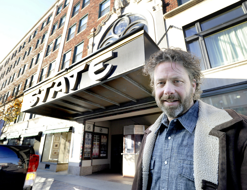 Since its grand reopening in October 2010, the 1,450-seat State Theatre on Congress Street has hosted more than 200 concerts. Its business development manager, Michael Leonard, above, is offering sponsorships as a great opportunity for the right businesses.