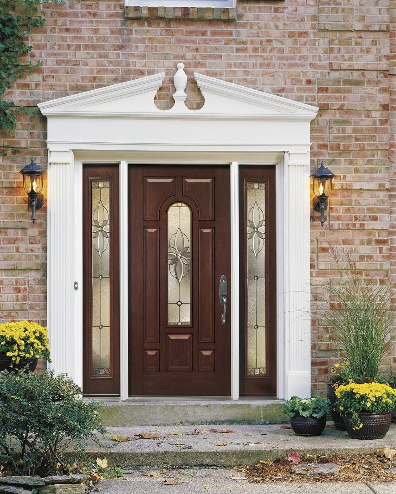 Fiberglass Entry Doors With Glass Inserts : The in doors portland press herald maine sunday
