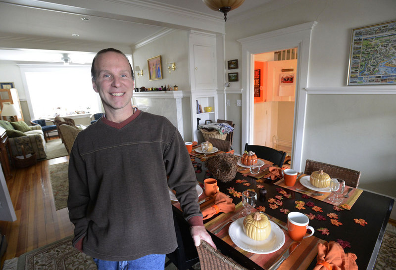 "Charlie Pico of Bourne Bed & Breakfast is one of numerous business owners offering to help storm victims via ""Operation Ogunquit"" hurricane relief."