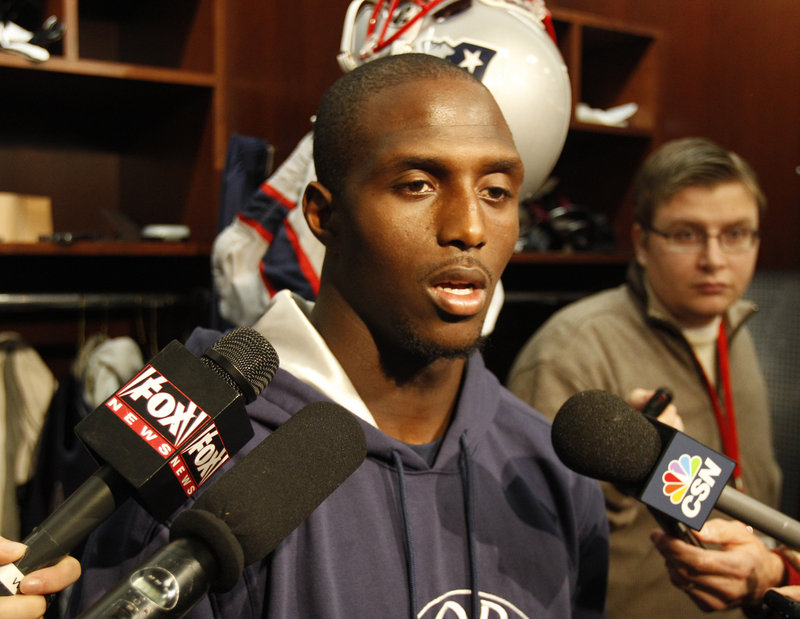 Bye week is for being around loved ones, and Devin McCourty of the Patriots did better than that. He helped his mother get through the aftermath of Superstorm Sandy.