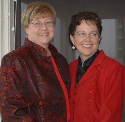 For Denise LaFrance, left, and Sherry Dunkin, a legal marriage would represent another symbol of their lifelong commitment.