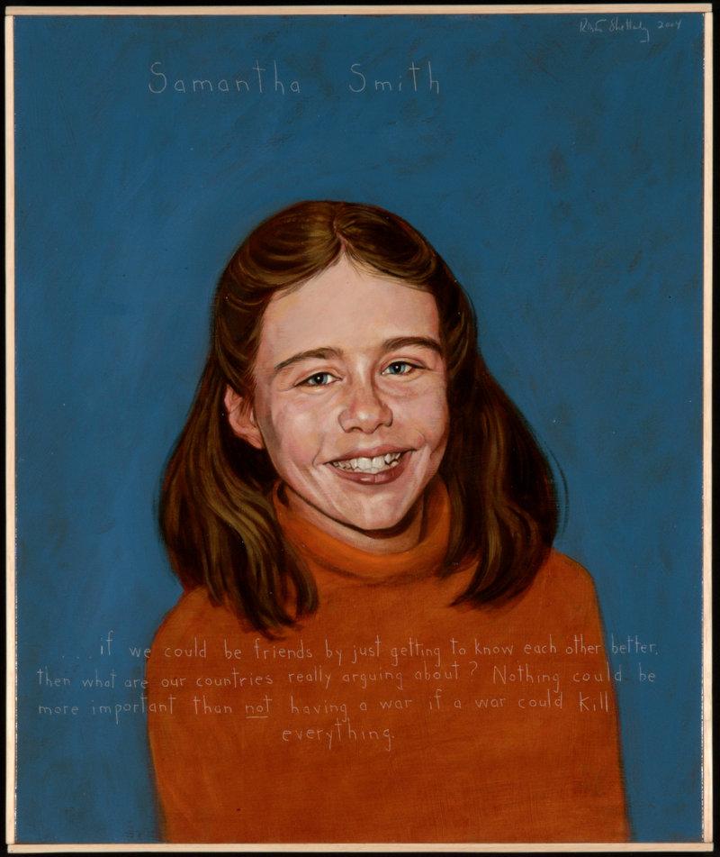 """""""Samantha Smith"""