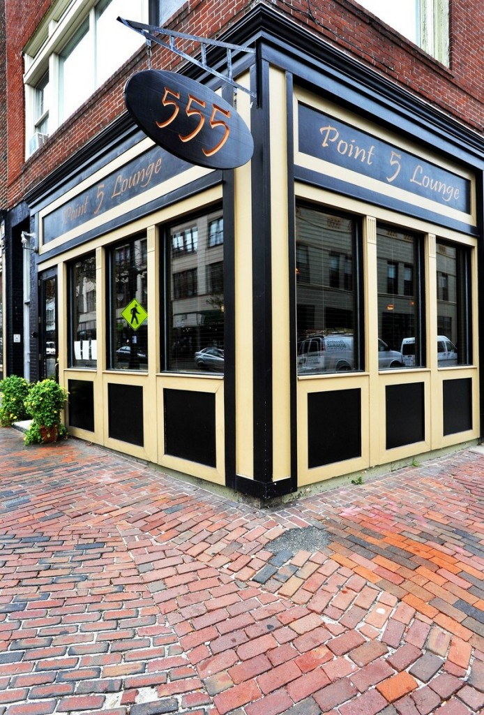 Chef Steve Corry will be cooking Thursday at his Five Fifty-Five in Portland.