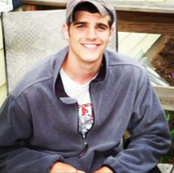 David Cheney, 22, was one of three young men to die in a small plane crash in Maine on Friday.